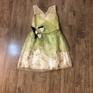 Disney Store Tiana Sparkle Costume dress